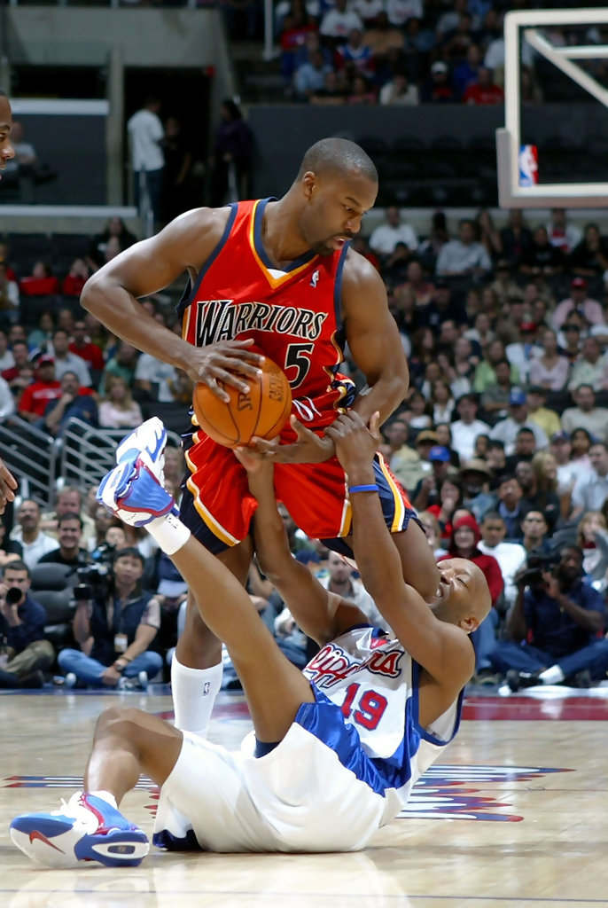 Baron Davis talks about being abducted by Aliens…