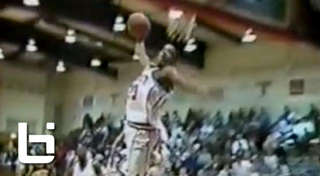 Ballislife | Steve Francis high school