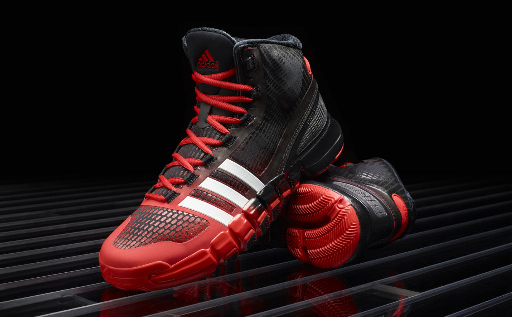 Adidas CrazyQuick | CrazyQuick Black/Red