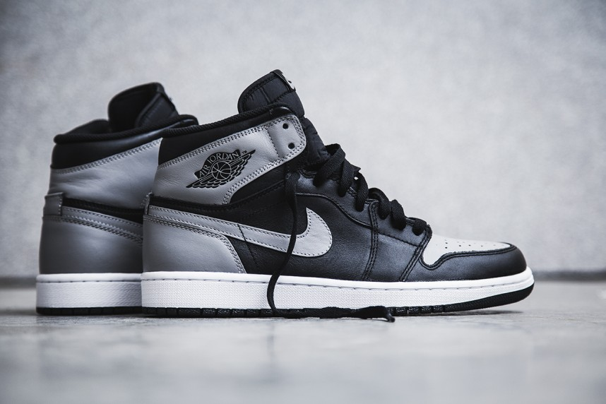 "Air Jordan I ""Shadow"""