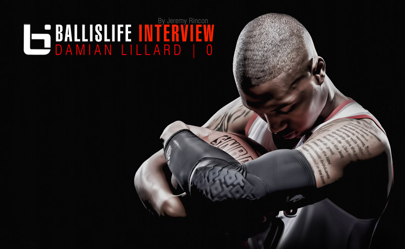Ballislife | One on One w/ Damian Lillard
