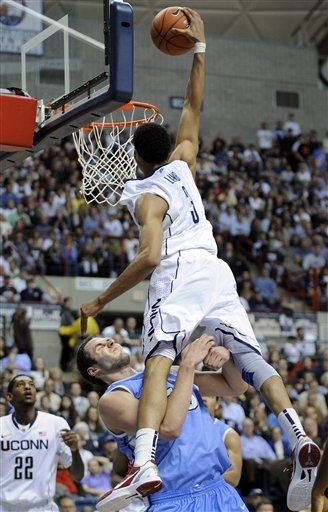 Ballislife | Jeremy Lamb dunk