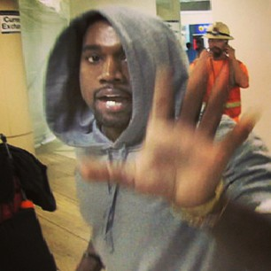 Kanye West Attacks Another Camera Man?