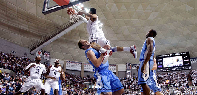 Ballislife | Jeremy Lamb ncaa dunk
