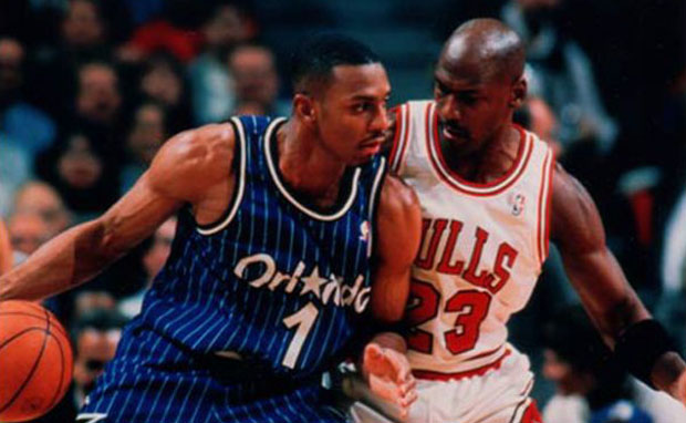 Penny hardaway honored by the orlando magic sciox Gallery