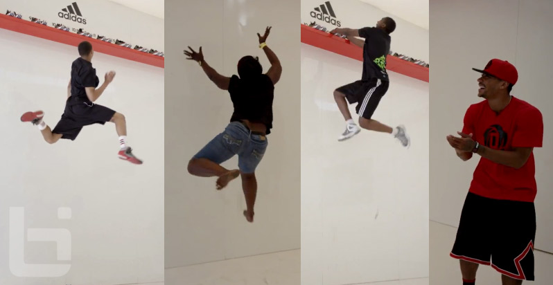 Ballislife | Jump with D. Rose