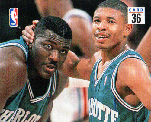 Charlotte hosted a Hornets name-change party | Ultimate Charlotte Hornets Picture Tribute