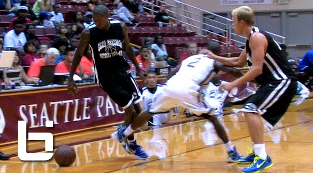 Ballislife | Jamal Crawford Signature Crossover