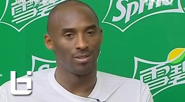 Kobe Bryant is Determined to Prove Everyone Wrong