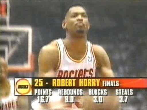 Ballislife | Robert Horry Finals Stats