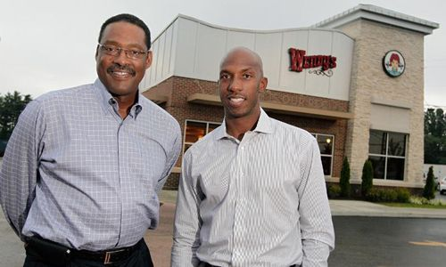 The-Wendys-Company-Announces-Sale-of-30-Restaurants-to-Franchisee-Junior-Bridgeman-and-Current-NBA-Star-Chauncey-Billups