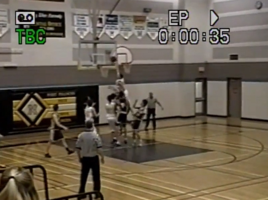 HS player explains how he dunked on and injured a defender