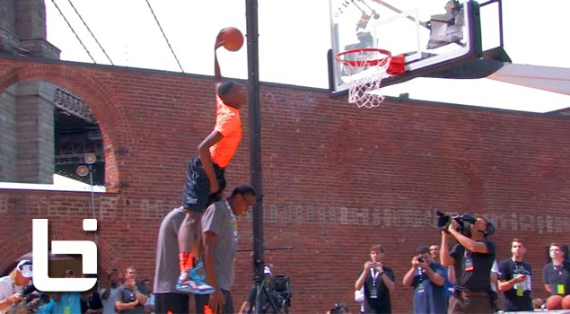 Isaiah Whitehead & Emmanuel Mudiay Own Brooklyn at Elite 24