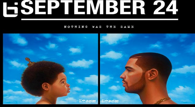 Drake Pushes Back Album + Unveils New Album Cover