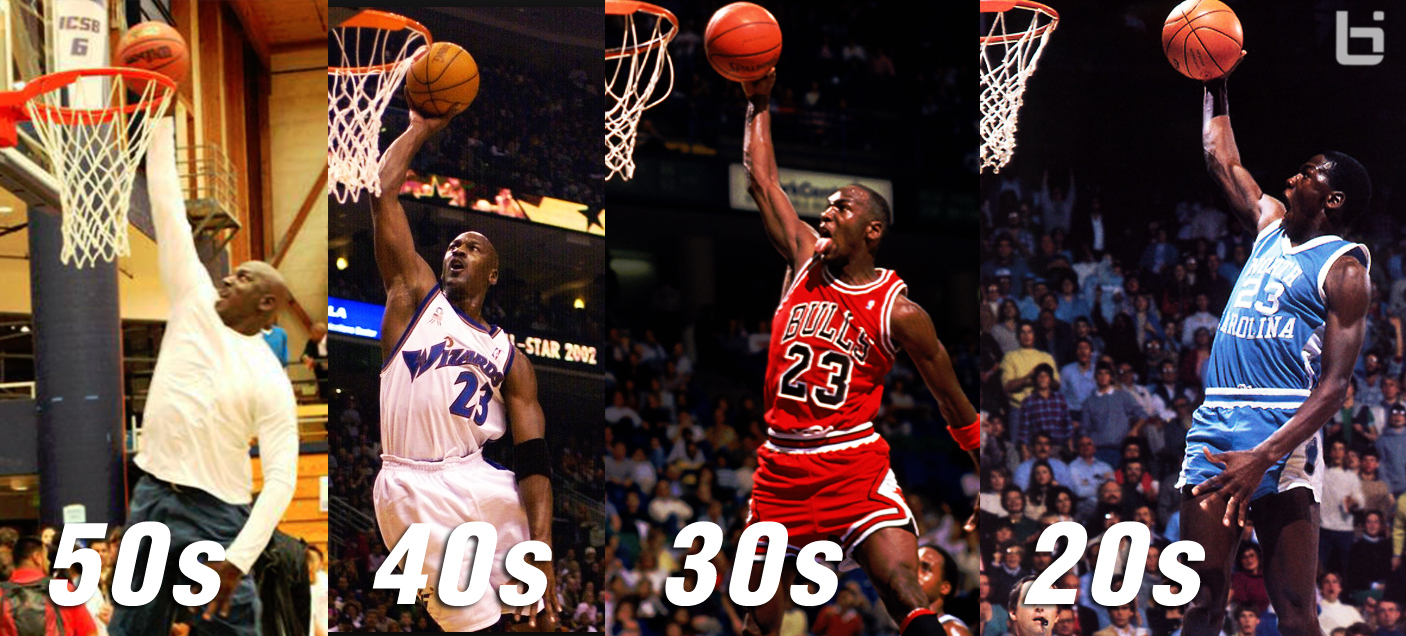 Happy 55th Birthday Michael Jordan Top 55 Plays