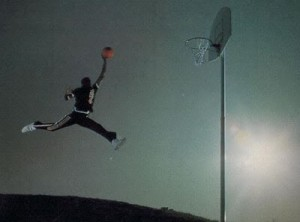 Origin of the Jumpman Logo | Photoshoot