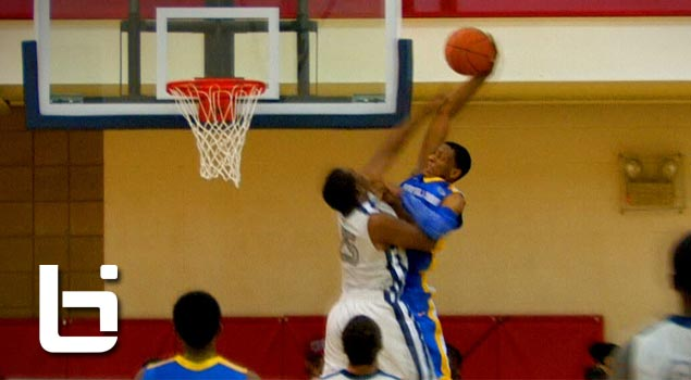 Ballislife | Troy Williams Dunk