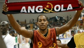 BASKETBALL-SENEGAL-ANGOLA-FINAL