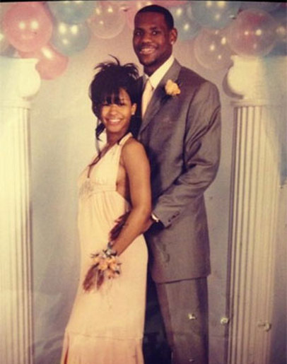 Ballislife | LeBron at High School Prom