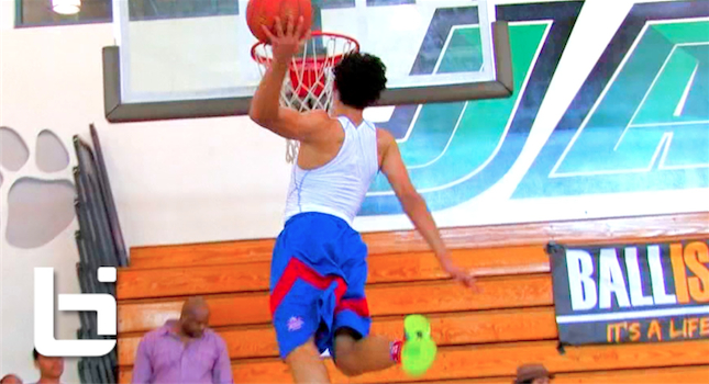 The Most UNDERRATED Player? PG Alex Robinson Official Summer Mixtape!