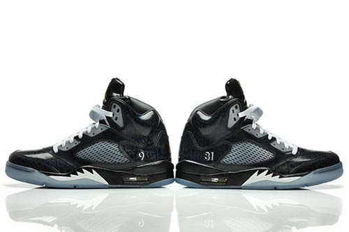 Ballislife | Air Jordan Doernbecher 5 Side View