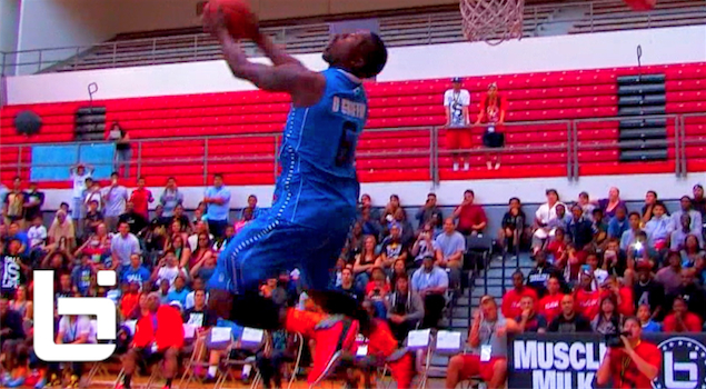 Derrick Griffin Official Ballislife Mixtape | Athletic Freak