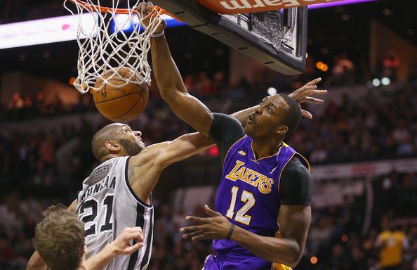 Dwight Howard's Top 15 Dunks as a Los Angeles Laker