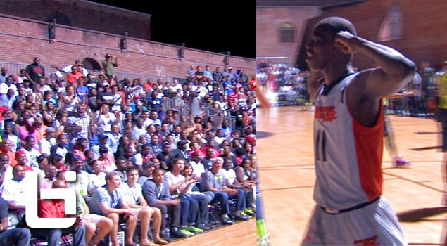 Brooklyn's Isaiah Whitehead Summer Highlights | Ballislife Mixtape