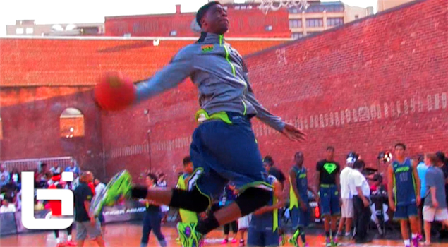 Emmanuel Mudiay Official Ballislife Mixtape! #1 Point Guard