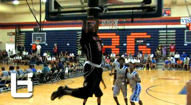 2013 Las Vegas Fab48 Mixtape, Top High School Players Show Out