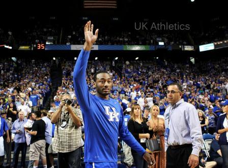 Ballislife | John Wall at UK Basketball Alumni Game