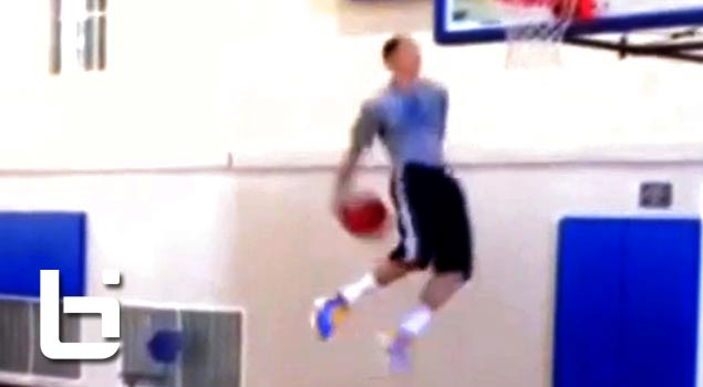 UCLA Commit Zach Lavine 3 Impressive Dunks With Ease!