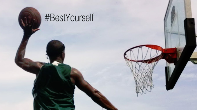 "#BestYourself Episode 2: Myree ""Reemix"" Bowden challenges perceptions, gravity, age and life"