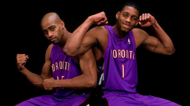 Ballislife | T-Mac and Vince Carter on Toronto Raptors