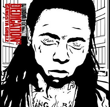 Lil Wayne Dedication 5 Cover Art
