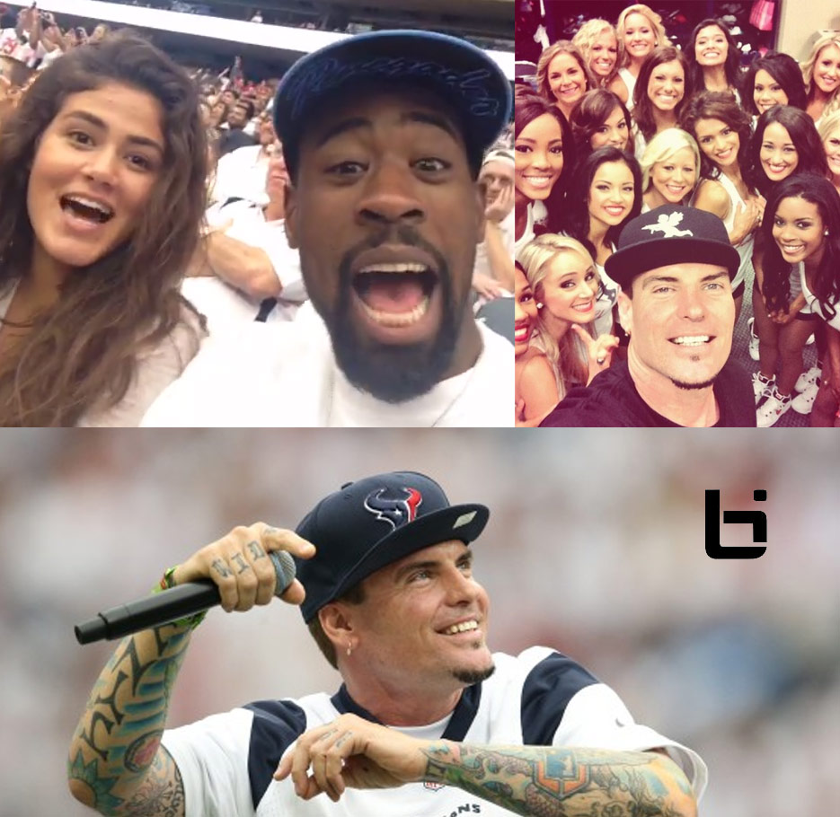 Ballislife | DeAndre Jordan and Vanilla Ice