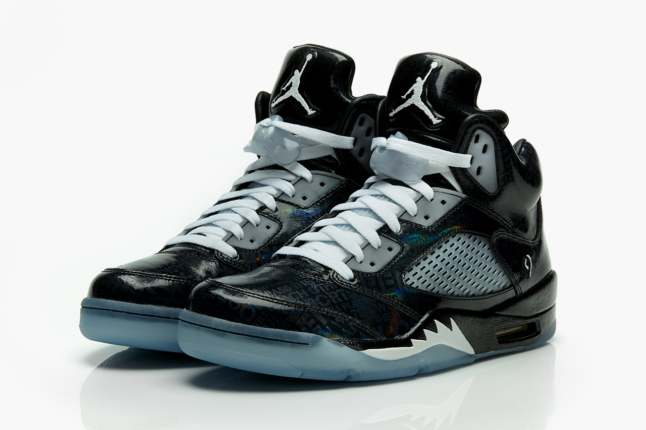 buy popular 53766 705ce Russell Westbrook in the Air Jordan Doernbecher V - Ballislife.com