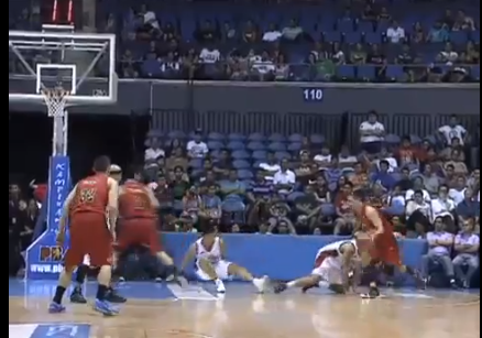 double ankle breaker