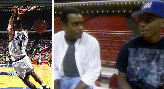 1993 Interview with rookie Penny Hardaway on NBA Inside Stuff
