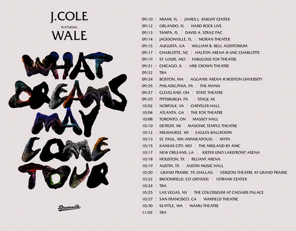 Ballislife | What Dreams May Come Tour Dates