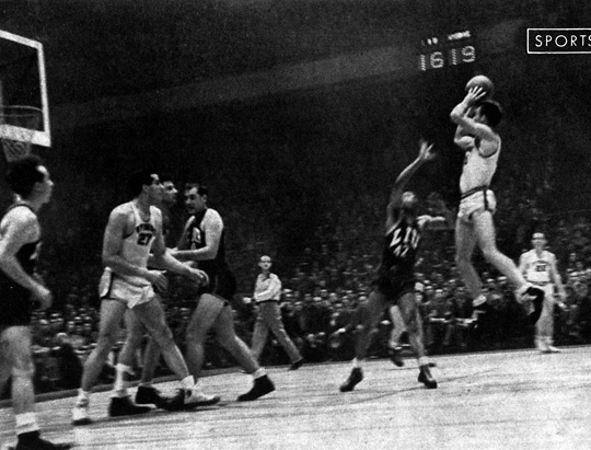 Documentary Trailer: The history of the Jump Shot & it's creator Kenny Sailors