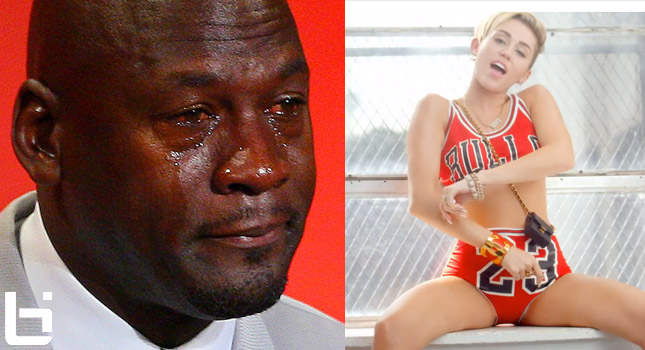 "Miley Cyrus video ""23"" & the worst Michael Jordan tributes ever"