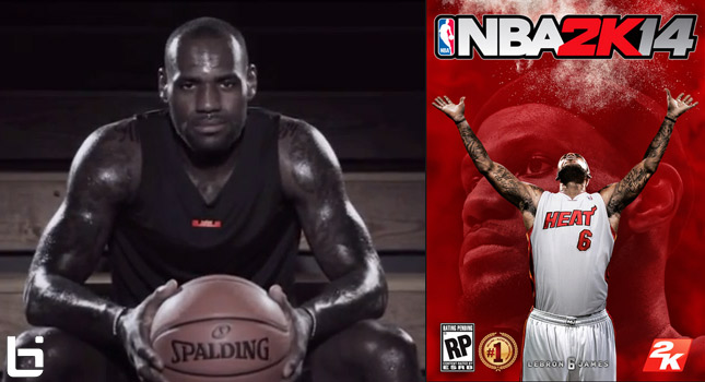 NBA 2K14 Opening Intro with LeBron James