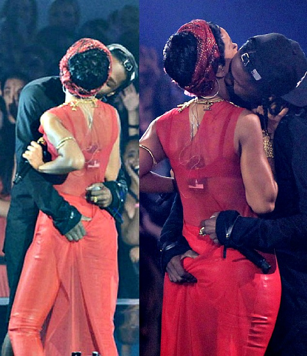 Rihanna and asap rocky dating 2014