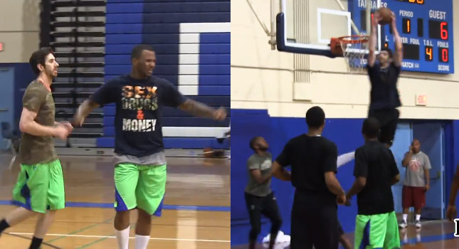 "Rapper The Game throws ""unacceptable"" alley oops to Tim Trew"