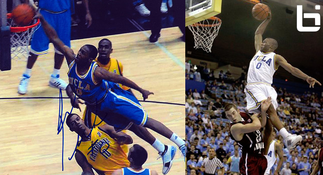 College Dunks of The Week Best Dunks at Ucla College
