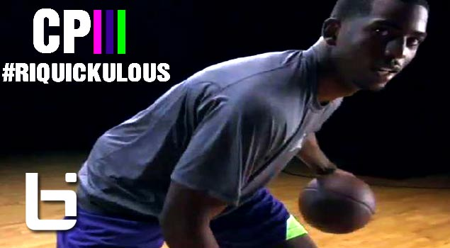 Jordan Brand Releases Teaser For New Chris Paul Commercial