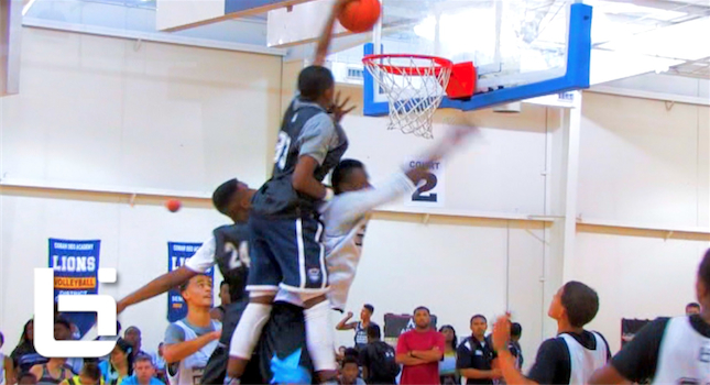 "De'Aaron Fox RISES Up and POSTERIZES a 6'10"" Defender! DUNK OF THE Month?"