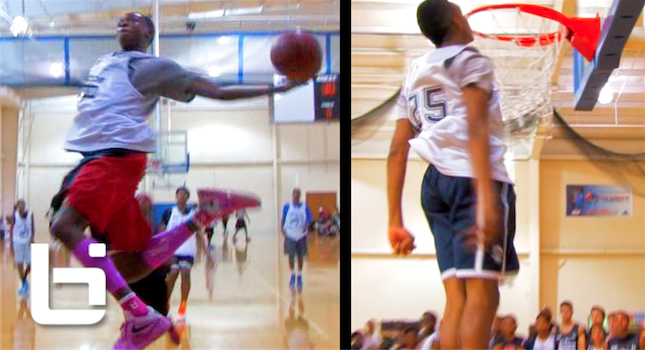 De'Aaron Fox & Terrance Ferguson – OPERATION SHUT DOWN at Pangos Camp!