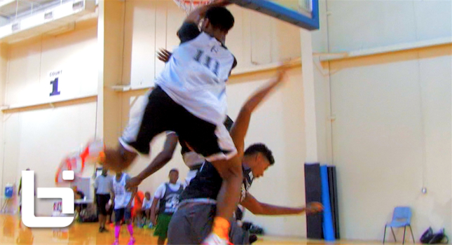 Pangos ALL South Frosh & Soph Camp Official Ballislife Recap!